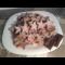 """Фото Песочное шоколадное печенье """"Звездочка"""""""