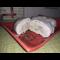 Фото Зразы ПП с яично-луковой начинкой