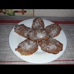 Рецепт: Печенье кокосово-банановое
