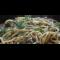 Фото Спагетти с килькой в томатном соусе