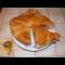 Фото Мясной пирог из дрожжевого слоеного теста