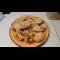 Фото Сладкие булочки с творожно-сырной начинкой