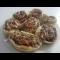 Фото Мясные рулетики на сковороде (из фарша лося, с добавлением свинины)