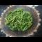 Фото Салат с зеленой фасолью
