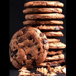 """Рецепт: Американское печенье или Cookies """"Американо"""""""
