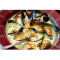 Фото Суп из мидий с необычайным шафраном