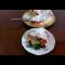 Фото Сметанно-вишневый муссовый пирог