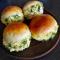 Фото Пышный яичный сэндвич