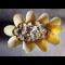 Фото Салат с курицей и чипсами