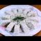 Фото Рулет из лаваша с сыром и огурцом