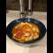 Фото Тушеное куриное филе в аджике и овощами