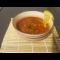 Фото Томатный суп с морепродуктами