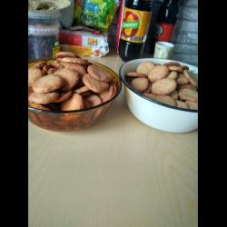 """Рецепт: Печенье """"Бюджетное"""""""