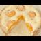 Фото Ватрушка с персиками