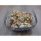 Фото Салат с сыром Фета, кукурузой и сухариками