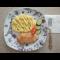 Фото Филе куриной грудки с чесночком в панировочных сухарях
