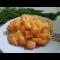 Фото Сливочный картофель тушеный в сметане