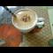 Фото Капучино из цикория с кардамоном