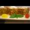 Фото Нежный венгерский яблочный насыпной пирог