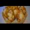 Фото Воздушные английские пирожки с вишневой начинкой