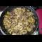 Фото Жареный картофель с потрохами