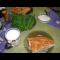 Фото Пирог с мясом и картофелем