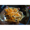 Фото Салат из корейской морковки с мясом