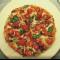 Фото Пицца с варенной курицей