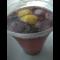 Фото Напиток а-ля Мохито с лимоном и вишней