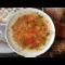 Фото Суп картофельно-помидорный