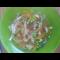 Фото Суп с лапшой Удон пшеничной с вешенками и перцем чили