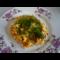 Фото Жаренная капуста с картофелем