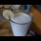 Фото Банановый молочный коктейль
