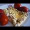 Фото Пирог из слоенного теста с курицей и грибами