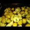 Фото Молодой картофель в духовке