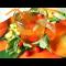 Фото Зеленый чай с клубникой и мятой (холодный)