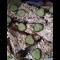 Фото Гренки из серого хлеба с плавленным сыром и огурцом