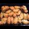 Фото Куриные локотки с луком запеченные