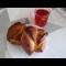 Фото Булки-плюшки с сахаром и корицей