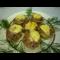 Фото Мясные кексы с сырной начинкой