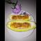 Фото Лодочки из кабачков со свининой