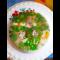 Фото Суп с говяжьими фрикадельками