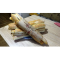 Фото Мини багетики с сосисками и сыром