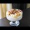 Фото Сливочно-банановый десерт с нектаринами