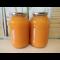 Фото Томатный сок из желтых помидоров