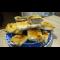 Фото Быстрые чебуреки из лаваша с мясом и сыром