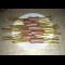 Фото Осьсиножки с сосиской и макаронами