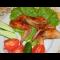 Фото Куриные крылышки в маринаде из кетчупа