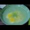 Фото Куриный бульон с яйцом