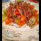 Фото Гречка с кабачками и морковью